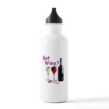 Got Wine? Water Bottle