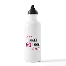 Hot 60th Birthday Water Bottle