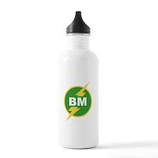 BM Best Man Water Bottle