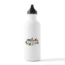 Cryptozoology Water Bottle