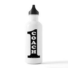 #1 Coach Water Bottle