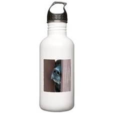 The Nose Knows Water Bottle