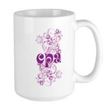 Cute CPA Accountant Mug