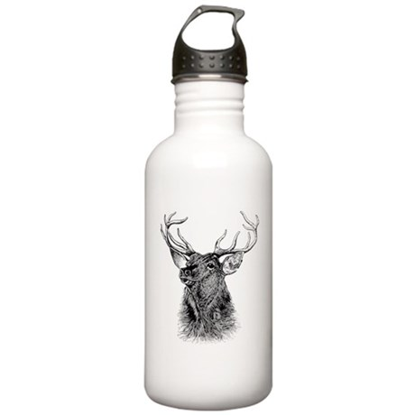 Buck Stainless Water Bottle 1.0L