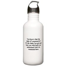 command Water Bottle