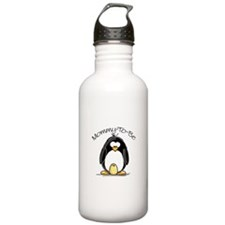 Mommy to Be Penguin Water Bottle