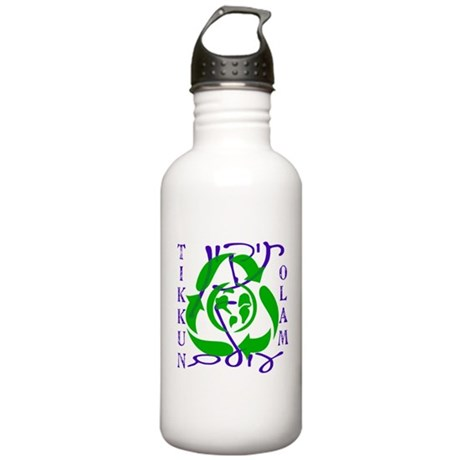 Tikkun Olam Recycle Stainless Water Bottle 1.0L