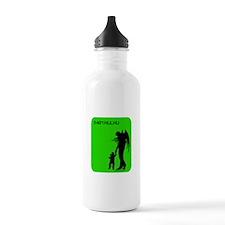 Dadthulhu, Cthulhu father Water Bottle