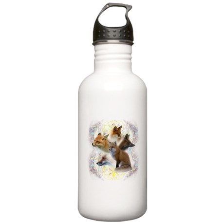 Foxes Stainless Water Bottle 1.0L