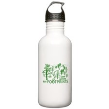 Leave Nothing but Footprints Water Bottle 1.0 Stai