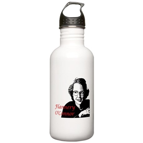 Flannery O'Connor Stainless Water Bottle 1.0L