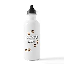 Labrador Mom Water Bottle