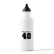 40 sporty Water Bottle