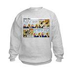2L0050 - Drug runners vs... Kids Sweatshirt
