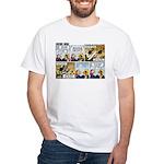 2L0050 - Drug runners vs... White T-Shirt