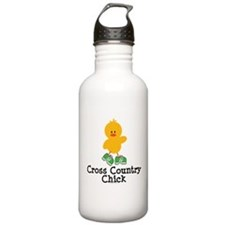 Cross Country Chick Water Bottle