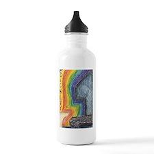 Unique Lesbian gay pride Water Bottle