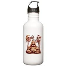 Riyah-Li Designs Happy Buddha Water Bottle 1. Stai
