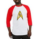 Star Trek Insignia (large) Baseball Jersey