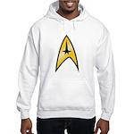 Star Trek Insignia (large) Hooded Sweatshirt