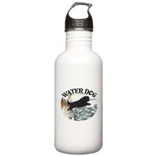 Newfoundland Water Dog Water Bottle