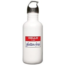 I Am... Gluten-Free Sports Water Bottle