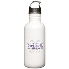 Trust Birth - Water Bottle
