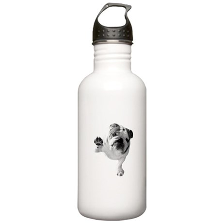 Grover the Bulldog Stainless Water Bottle 1.0L
