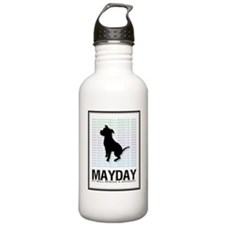 Mayday Pit Bull Rescue & Advo Water Bottl Stai