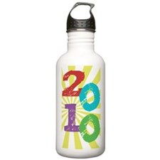 2010 with Class Water Bottle