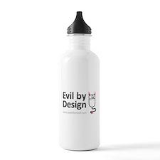 Evil By Design Water Bottle