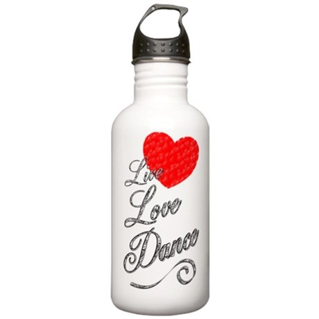 Dance Stainless Water Bottle 1.0L