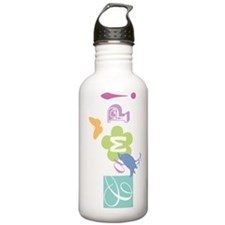 Camp! Water Bottle