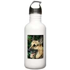 German Shepard Water Bottle