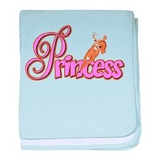 Hunting Princess Infant Blanket