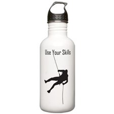 Use Your Skills Water Bottle