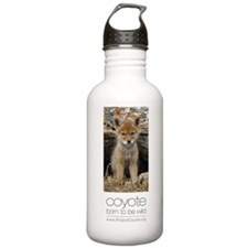 Coyote Pup Water Bottle