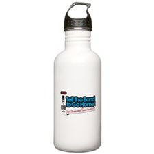 Unique Radio dj Water Bottle