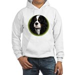 Cavalier Art Hooded Sweatshirt
