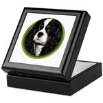 Cavalier Art Keepsake Box