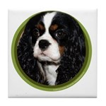 Cavalier Art Tile Coaster