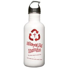 Recycled: Christain Water Bottle