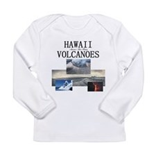 ABH Hawaii Volcanoes Long Sleeve Infant T-Shirt