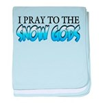 Snow Gods Infant Blanket