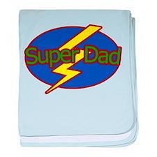 Super Dad - Infant Blanket