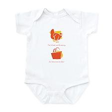 Tomorrow We Shop Infant Bodysuit