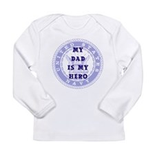 Funny Daddy daughter Long Sleeve Infant T-Shirt