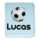 Soccer Lucas Infant Blanket