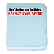 Happy Ever After Infant Blanket
