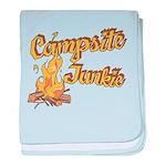 Campsite Junkie Infant Blanket
